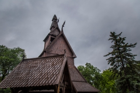 Hopperstad Stav Church - Moorhead, MN
