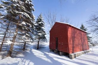 Waseca Farm - Wide Angle Lens